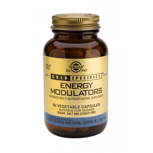 Gold Specifics(TM) Energy Modulators Vegetable Capsules