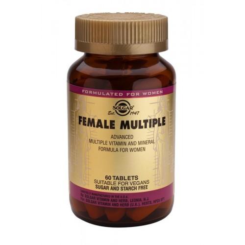 Female Multiple Tablets