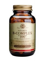 "Vitamin B-Complex ""100"" Vegetable Capsules"
