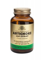 Artichoke Leaf Extract Vegetable Capsules