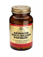 Advanced Multi-Billion Dophilus(R) (100% Dairy Free) Vegetable Capsules