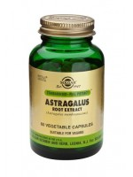 Astragalus Root Extract Vegetable Capsules