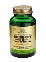 Bilberry Berry Extract with Blueberry Vegetable Capsules