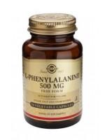 L-Phenylalanine 500 mg Vegetable Capsules