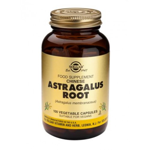 Chinese Astragalus Root Vegetable Capsules
