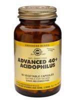 Advanced 40+ Acidophilus (100% Dairy Free) Vegetable Capsules