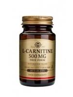 L-Carnitine 500 mg Tablets