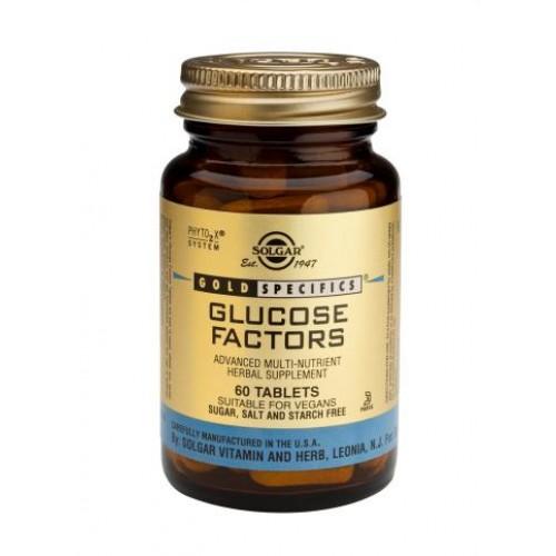 Gold Specifics(TM) Glucose Factors Tablets