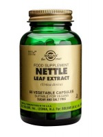 Nettle Leaf Extract Vegetable Capsules