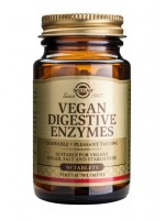 Vegan Digestive Enzymes Tablets