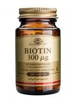 Biotin 300 mcg Tablets