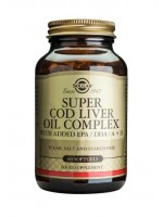 Super Cod Liver Oil Complex Softgels