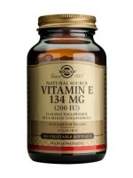 Vitamin E 134 mg (200 IU) Vegetable Softgels