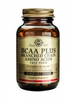BCAA Plus Vegetable Capsules