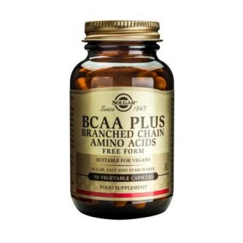 BCAA Plus Vegetable Capsules