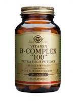 """Vitamin B-Complex """"100"""" Tablets"""