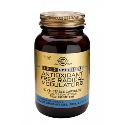Gold Specifics(TM) Antioxidant Free Radical Modulators Vegetable Capsules