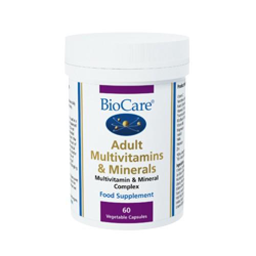 Adult Multivitamins & Minerals  Capsules