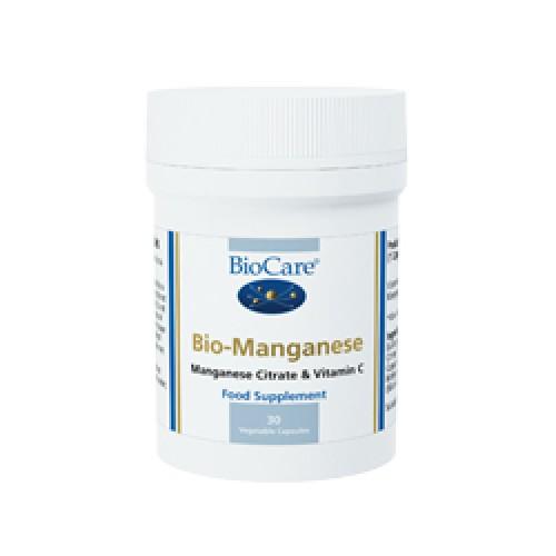 BioManganese 30 Caps