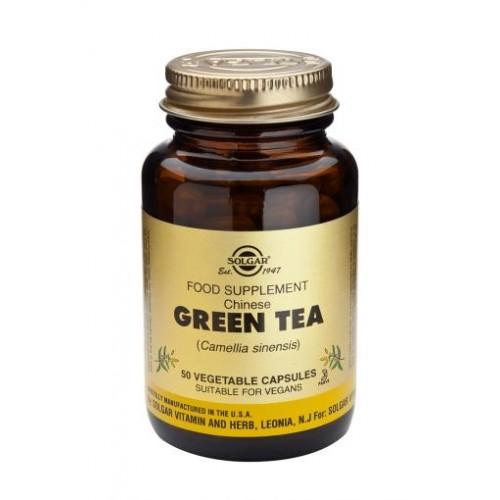 Chinese Green Tea Vegetable Capsules
