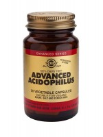 Advanced Acidophilus (100% Dairy Free) Vegetable Capsules