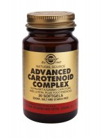 Advanced Carotenoid Complex Softgels