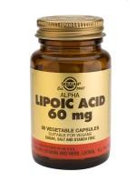 Alpha Lipoic Acid Vegetable Capsules