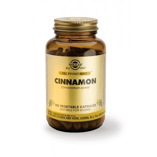 Cinnamon Vegetable Capsules