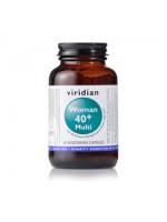 Women 40+ Multivitamin Veg Caps