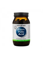 Organic Folic Acid 400ug Veg Caps