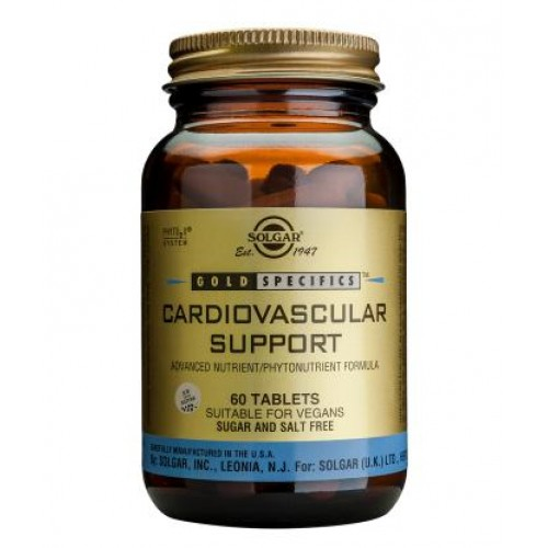 Gold Specifics(TM) Cardiovascular Support Tablets
