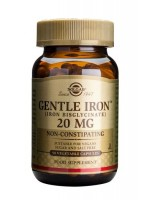 Gentle Iron(TM) 20 mg Vegetable Capsules