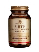 5-HTP (L-5-Hydroxytryptophan) Complex Vegetable Capsules