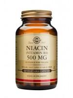 Niacin 500 mg (Vitamin B3) Vegetable Capsules