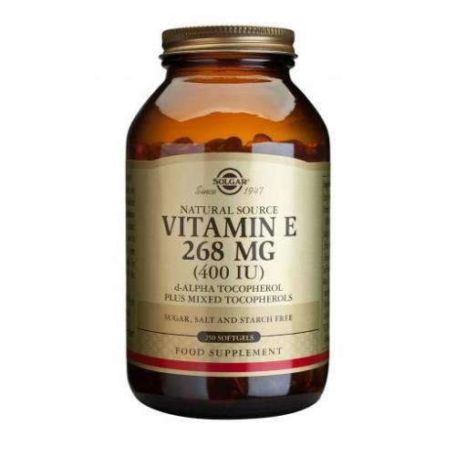 Vitamin E 67 mg (100 IU) Softgels