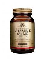 Vitamin E 671 mg (1000 IU) Softgels