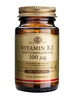 Vitamin K1 100 µg Tablets