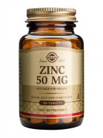 Zinc 50 mg Tablets