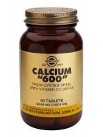 """Calcium """"600"""" Tablets"""