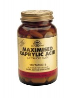 Maximised Caprylic Acid Tablets