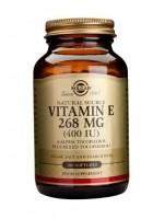 Vitamin E 268 mg (400 IU) Softgels