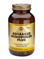 Advanced Acidophilus Plus (100% Dairy Free) Vegetable Capsules (120 Tablets)